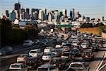 Cars on Freeway, San Francisco, California, USA Stock Photo - Premium Rights-Managed, Artist: Damir Frkovic, Code: 700-03171550
