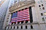 New York Stock Exchange, Manhattan, New York, USA