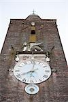 Old Clock Tower in San Vito d'Altivole, Treviso Province, Veneto, Italy Stock Photo - Premium Rights-Managed, Artist: Arian Camilleri, Code: 700-03178880