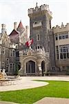 Casa Loma, Toronto, Ontario, Canada Stock Photo - Premium Rights-Managed, Artist: Andy Lee, Code: 700-03178890