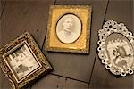 Antique Framed Photographs Stock Photo - Premium Rights-Managed, Artist: Amy Whitt, Code: 700-03178987