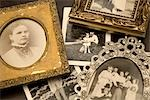 Antique Photographs Stock Photo - Premium Rights-Managed, Artist: Amy Whitt, Code: 700-03178989