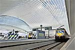 Liege-Guillemins Train Station, Liege, Wallonia, Belgium Stock Photo - Premium Rights-Managed, Artist: Lothar Wels, Code: 700-03179125