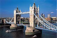 Road Bridge Stock Photo - Premium Rights-Managednull, Code: 859-03194120
