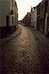 Cobbled Street Stock Photo - Premium Rights-Managed, Artist: Aflo Relax, Code: 859-03194185
