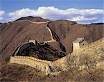 Great Wall Stock Photo - Premium Rights-Managed, Artist: Aflo Relax, Code: 859-03194213