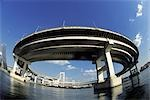 Rainbow Bridge, Tokyo Stock Photo - Premium Rights-Managed, Artist: Aflo Relax, Code: 859-03194226