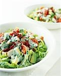 Cobb Salad Stock Photo - Premium Rights-Managed, Artist: foodanddrinkphotos, Code: 824-03197863