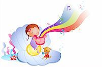 digital background Stock Photo - Premium Royalty-Freenull, Code: 690-03201822