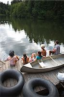 Group of teenagers Hanging Out at the Lake, Near Portland, Oregon, USA Stock Photo - Premium Royalty-Freenull, Code: 600-03210545