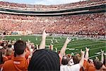 Texas Longhorns Football Game, Austin, Texas, USA Stock Photo - Premium Rights-Managed, Artist: Mark Peter Drolet, Code: 700-03210610