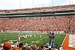 Texas Longhorns Football Game, Austin, Texas, USA Stock Photo - Premium Rights-Managed, Artist: Mark Peter Drolet, Code: 700-03210611