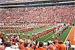 Texas Longhorns Football Game, Austin, Texas, USA