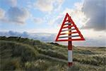 Navigation Marker, List, Sylt, North Frisian Islands, Nordfriesland, Schleswig-Holstein, Germany Stock Photo - Premium Rights-Managed, Artist: Raimund Linke, Code: 700-03229791