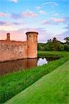 Ruin of Caerlaverock Castle, Dumfries & Galloway, Scotland Stock Photo - Premium Rights-Managed, Artist: Tim Hurst, Code: 700-03230039