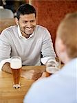 Men Having Drinks at Wine Bar, Toronto, Ontario, Canada Stock Photo - Premium Royalty-Free, Artist: Matthew Plexman, Code: 600-03230247