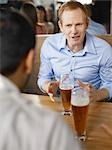 Men Having Drinks at Wine Bar, Toronto, Ontario, Canada Stock Photo - Premium Royalty-Free, Artist: Matthew Plexman, Code: 600-03230248
