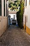 Cobblestone Street in Obidos, Portugal Stock Photo - Premium Rights-Managed, Artist: Arian Camilleri, Code: 700-03230223