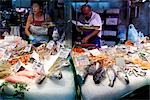 Fish Market in Barcelona, Spain Stock Photo - Premium Rights-Managed, Artist: Mike Randolph, Code: 700-03230335