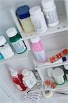 Medicine Cabinet Stock Photo - Premium Rights-Managed, Artist: Amy Whitt, Code: 700-03230358