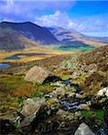 Co Kerry, Conor Pass, Dingle Peninsula Stock Photo - Premium Rights-Managed, Artist: IIC, Code: 832-03232372