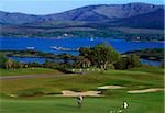 Golf Links, Kenmare, Co Kerry, Ireland Stock Photo - Premium Rights-Managed, Artist: IIC, Code: 832-03232551