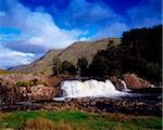 Ashleigh Falls, Leenane, Co Mayo, Ireland Stock Photo - Premium Rights-Managed, Artist: IIC, Code: 832-03232631