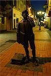 Cork City, County Cork, Ireland; Echo Boy Statue Stock Photo - Premium Rights-Managed, Artist: IIC, Code: 832-03232991