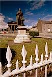 Birr Town 3rd Earl of Rosse Statue, Offaly