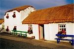Doagh Island, Famine Village Museum, Donegal Stock Photo - Premium Rights-Managed, Artist: IIC, Code: 832-03233091