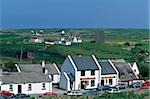 Doolin Village,Co Clare,Ireland;Shops in Doolin Village