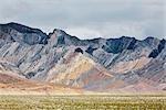 Desert Mountains in Death Valley National Park, California, USA