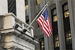 New York Stock Exchange, Manhattan, New York City, New York, USA