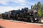 Historic Stean Engine Passenger Train, Grand Canyon Railroad, Arizona, USA Stock Photo - Premium Rights-Managed, Artist: F. Lukasseck, Code: 700-03240787