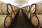 Wine Barrels at Chateau Lynch-Bages, Pauillac, Gironde, Aquitaine, France Stock Photo - Premium Rights-Managed, Artist: Patrick Chatelain, Code: 700-03244027