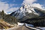 Highway 40, Kananaskis Country, Alberta, Canada Stock Photo - Premium Rights-Managed, Artist: Jochen Schlenker, Code: 700-03244168