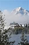 Prince of Wales Hotel, Waterton Lakes National Park, Alberta, Canada Stock Photo - Premium Rights-Managed, Artist: Jochen Schlenker, Code: 700-03244197