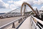 Millenium Bridge, Ourense, Province of Ourense, Galicia, Spain