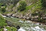 Cares River, Picos de Europa, Asturias, Spain Stock Photo - Premium Royalty-Free, Artist: Mike Randolph, Code: 600-03244413