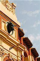 Plaza de Toros de Zaragoza, Zaragoza, Aragon, Spain Stock Photo - Premium Royalty-Freenull, Code: 600-03244422