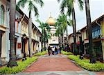 Sultan Mosque at Arab Street, Singapore Stock Photo - Premium Rights-Managed, Artist: Oriental Touch, Code: 855-03252688