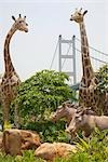 Ark Park, Noah's Ark, Ma Wan, Hong Kong Stock Photo - Premium Rights-Managed, Artist: Oriental Touch, Code: 855-03252715