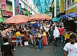 Chinatown central market, Kuala Lumpur, Malaysia Stock Photo - Premium Rights-Managed, Artist: Oriental Touch, Code: 855-03253759