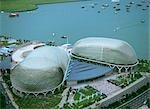 Esplanade - Theatres on the bay, Singapore Stock Photo - Premium Rights-Managed, Artist: Oriental Touch, Code: 855-03253812