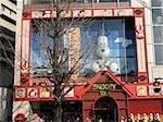 Snoopy town, Harajuku, Tokyo, Japan Stock Photo - Premium Rights-Managed, Artist: Oriental Touch, Code: 855-03253843