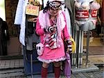 Young girl fashion, Harajuku, Tokyo, Japan Stock Photo - Premium Rights-Managed, Artist: Oriental Touch, Code: 855-03253857