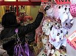 Shopping at a lingerie shop, Harajuku, Tokyo, Japan Stock Photo - Premium Rights-Managed, Artist: Oriental Touch, Code: 855-03253859