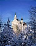 Royal castle, Neuschwanstein, Bavaria, Germany Stock Photo - Premium Rights-Managed, Artist: Oriental Touch, Code: 855-03254847