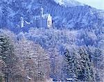 Royal castle, Neuschwanstein, Bavaria, Germany Stock Photo - Premium Rights-Managed, Artist: Oriental Touch, Code: 855-03254850