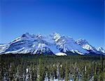 The Rockies, Banff National Park, Canada Stock Photo - Premium Rights-Managed, Artist: Oriental Touch, Code: 855-03254889